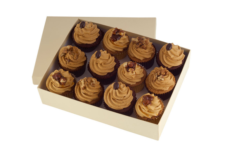 Coffee Addict Cupcakes x 12